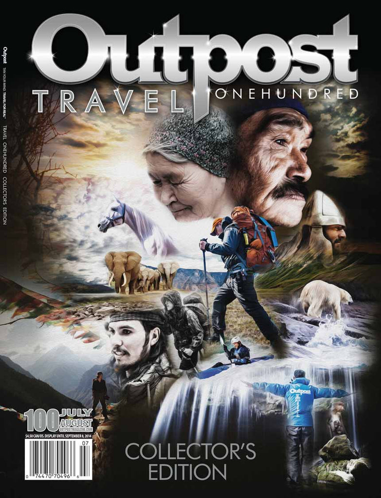 Order Outpost Magazine Issue 100 - The Outpost Shop - 1
