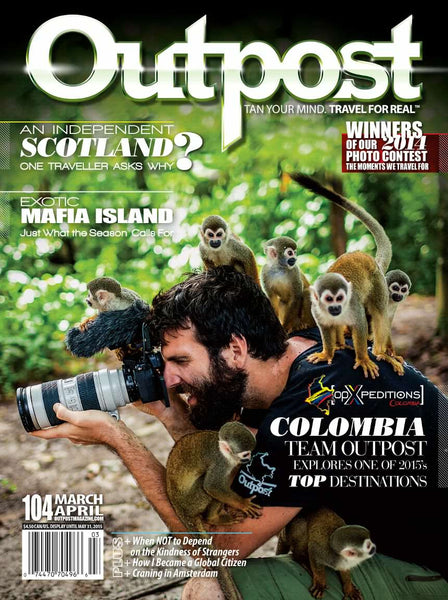 Order Outpost Magazine Issue 104 - The Outpost Shop - 1
