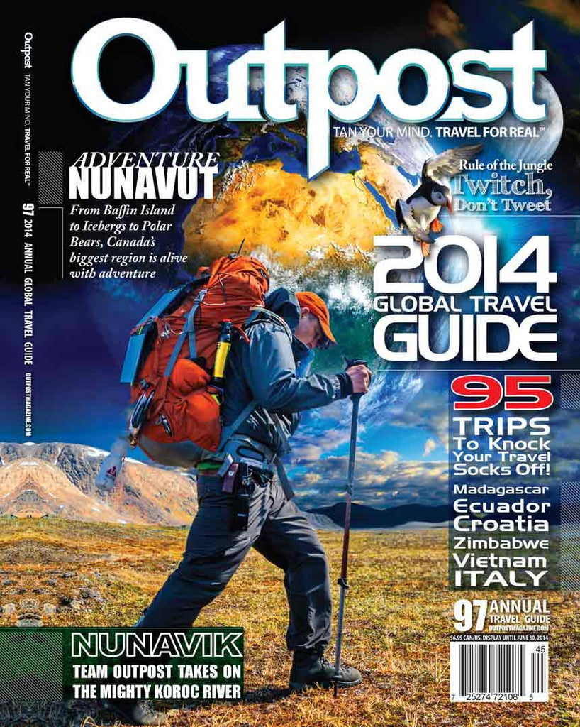 Order Outpost Magazine Issue 97 - The Outpost Shop - 1