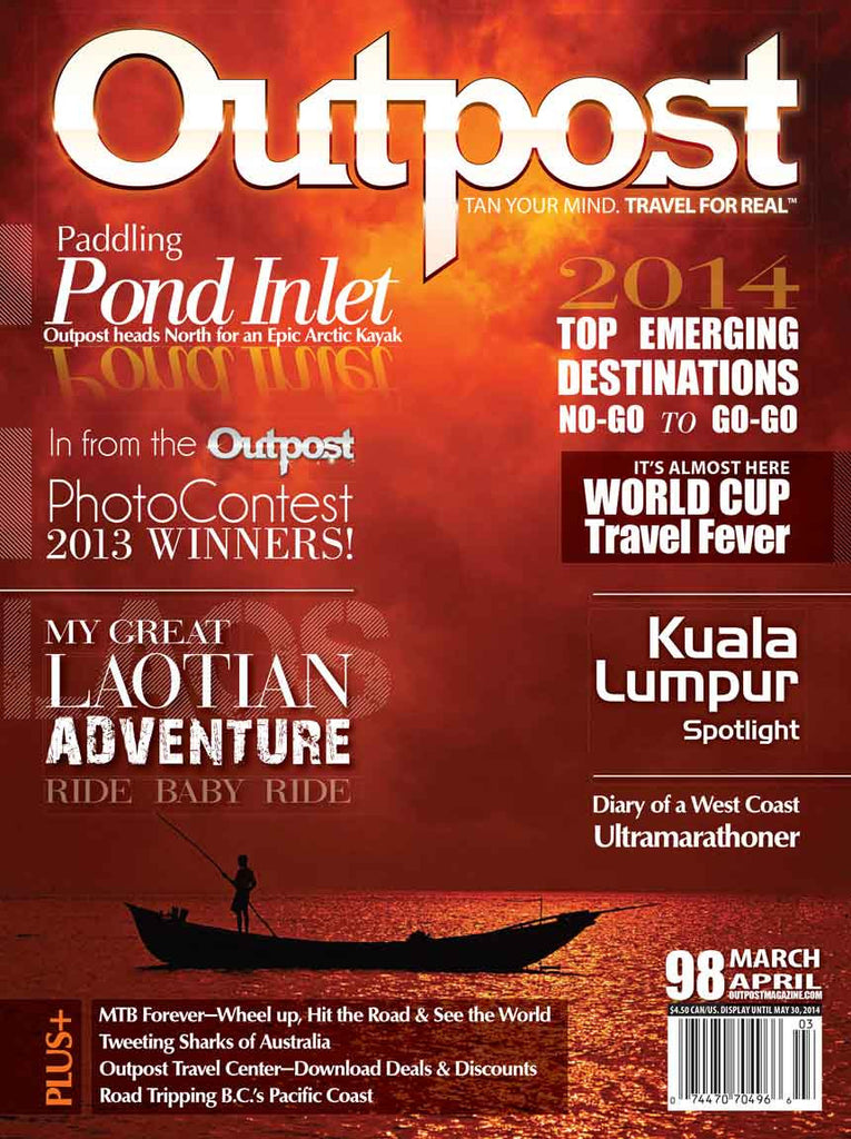 Order Outpost Magazine Issue 98 - The Outpost Shop - 1