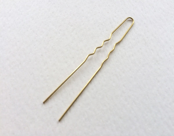 The Wig Department - Gold Hair Pin