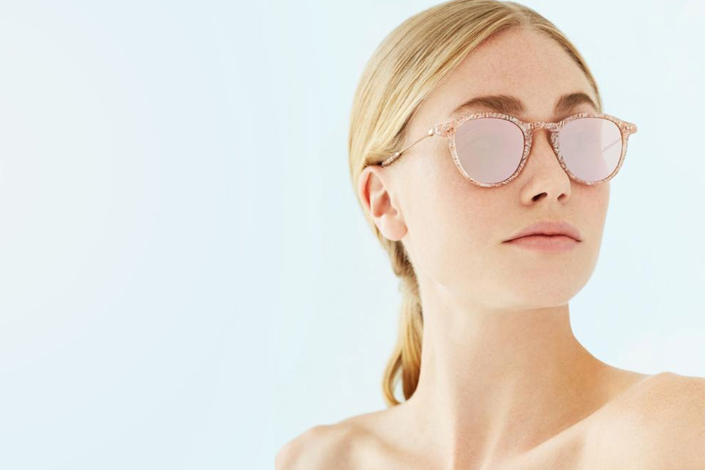 Ahead of the trend: the world through rose-coloured glasses