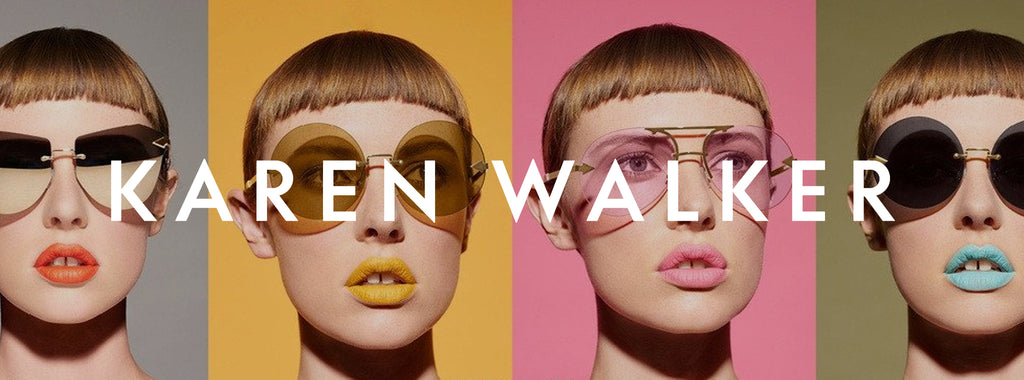 Karen Walker Eyewear Collection