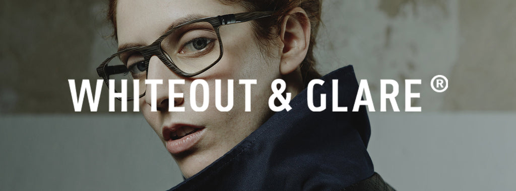 White Out And Glare Eyewear Collection