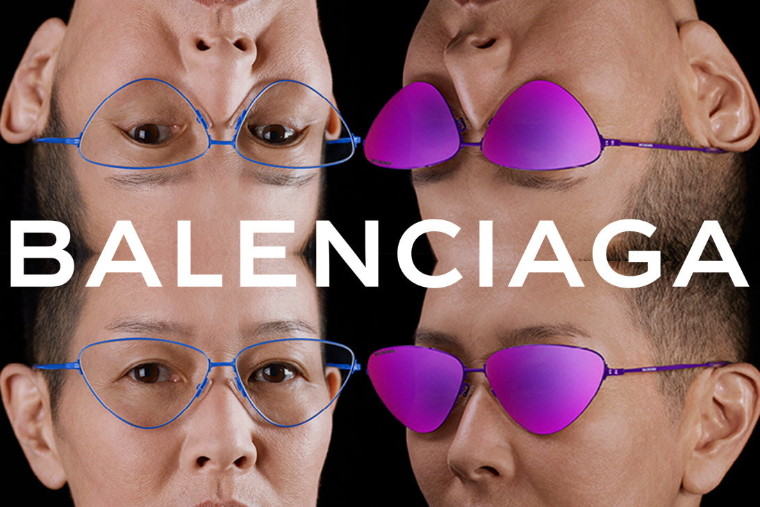 Balenciaga Eyewear Holly Eyewear