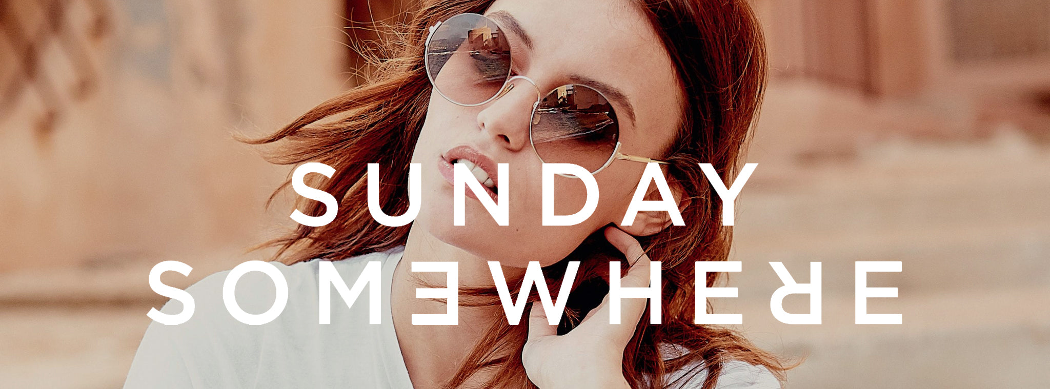 Sunday Somewhere Eyewear Collection