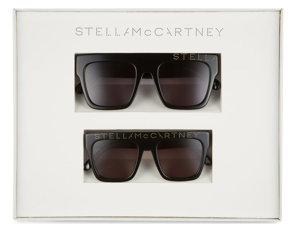 STELLA MCCARTNEY MUM AND ME BOX SET BLACK