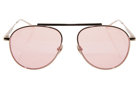 Calavera Frame Collins Pink/Rose Gold