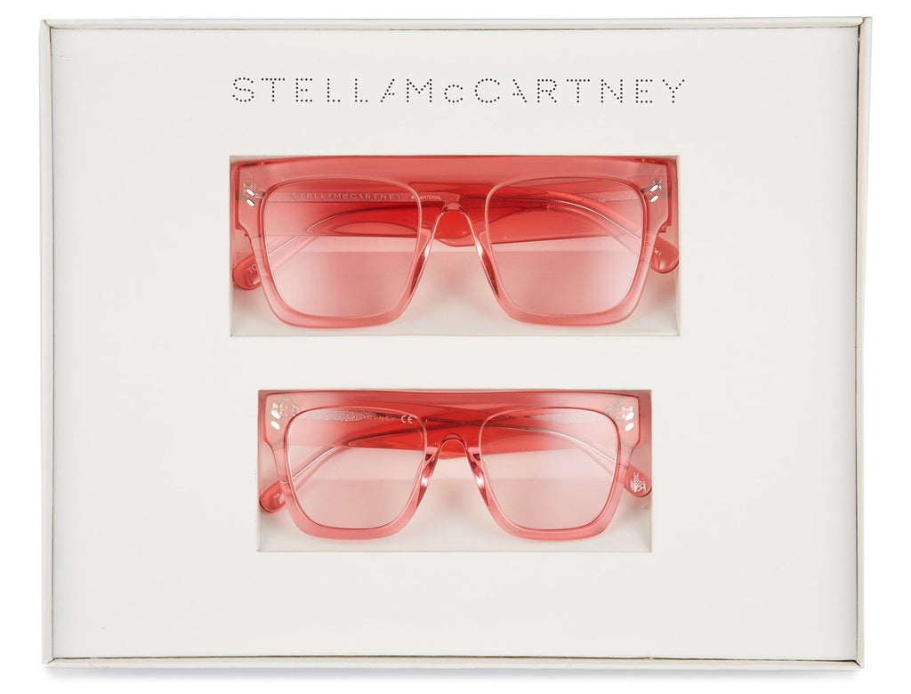 STELLA MCCARTNEY MUM AND ME BOX SET PINK