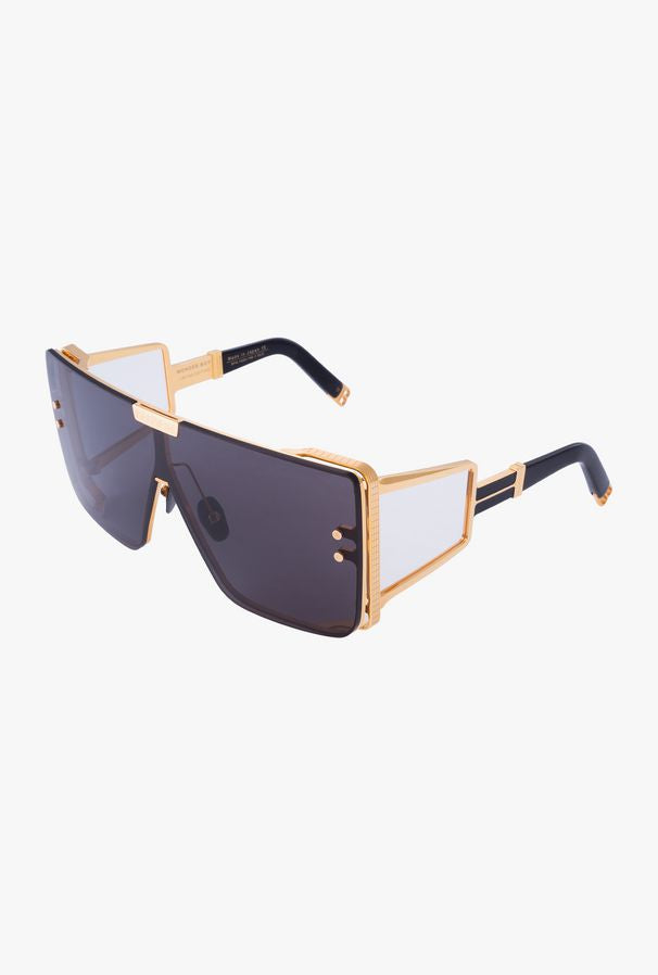 Balmain Frame Wonder Boy Gold