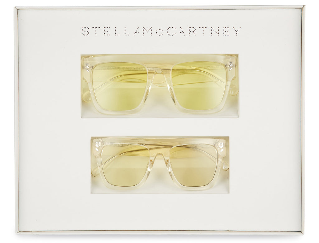 STELLA MCCARTNEY MUM AND ME BOX SET YELLOW