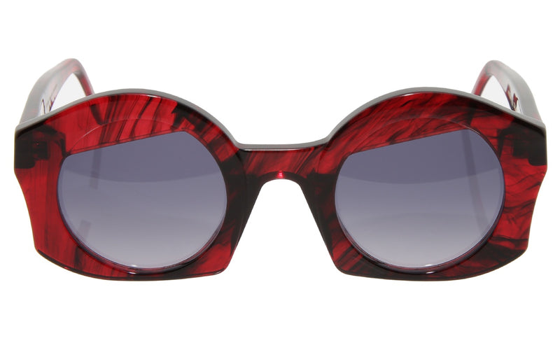CALAVERA MUSTIQUE RED GRADIENT VIOLET