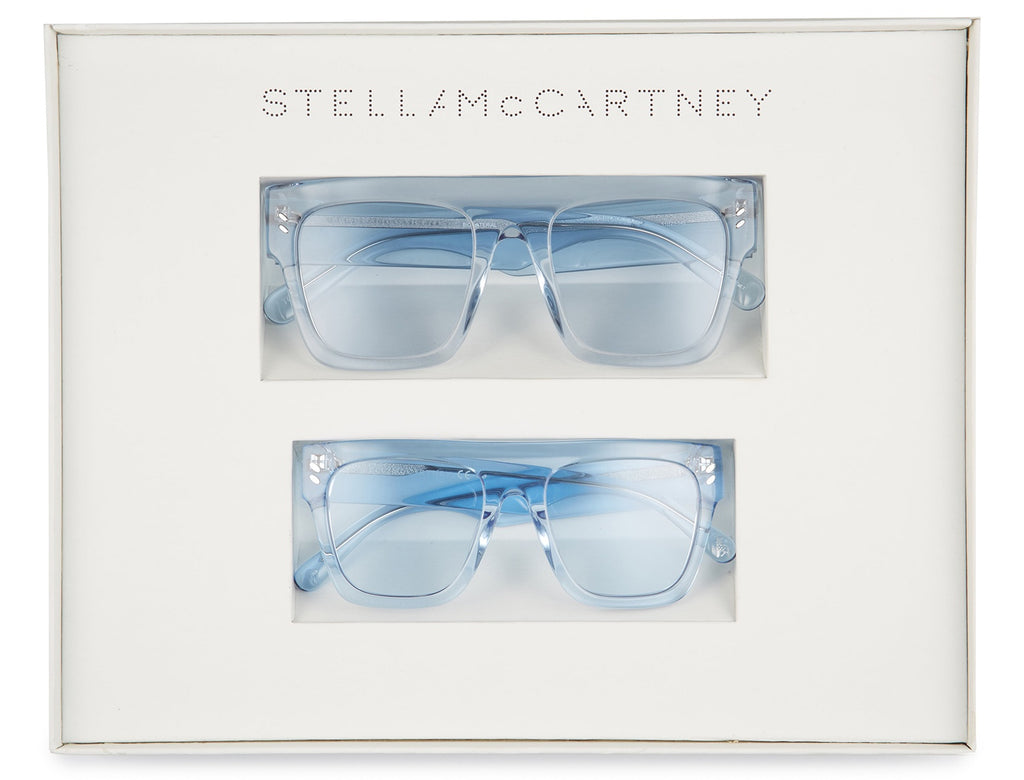 STELLA MCCARTNEY MUM AND ME BOX SET BLUE