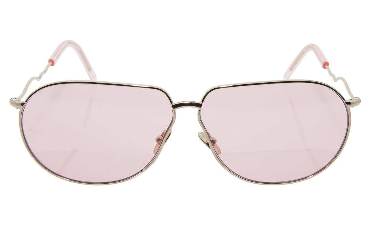 645109bfb13 CALACERA M-MATTITUDE DROP 2 ROSE GOLD – Holly Eyewear
