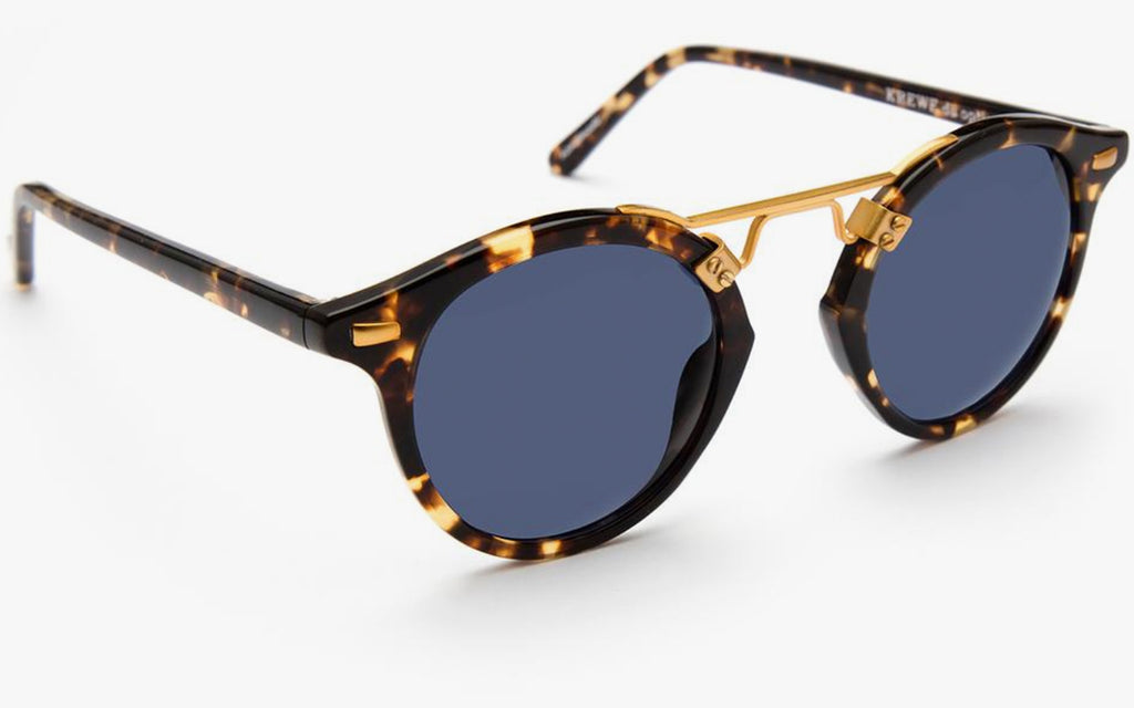 KREWE ST.LOUIS BENGAL POLARIZED 24K