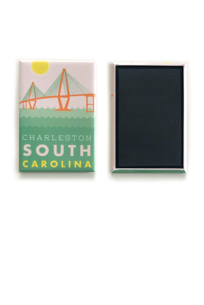 Magnet - Charleston Ravenel Bridge