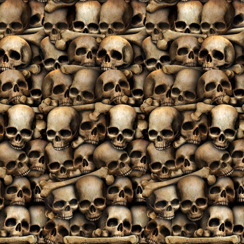 Catacombs Backdrop, Size 4' x 30'