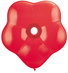 Geo Flor, Latex Solido, Rojo
