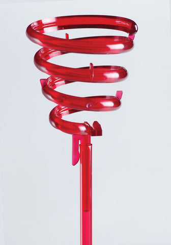 MAGIC BALLOON WAND, ROJO RUBI