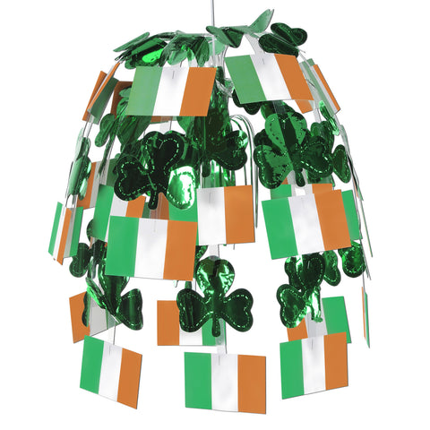 Irish Flag Cascade, Size 24""