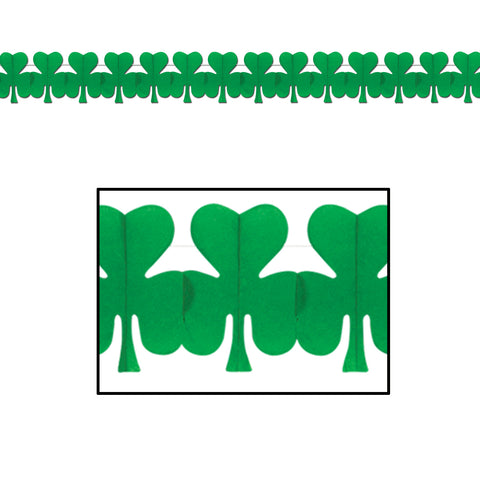 "Irish Garland, Size 5"" x 12'"