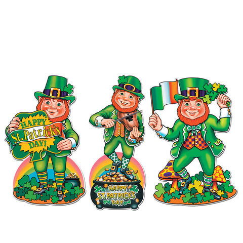 "St Patrick's Day Recortes, Size 18½""-21"""