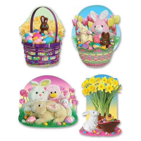 Easter Candy Recortes, Size 16""