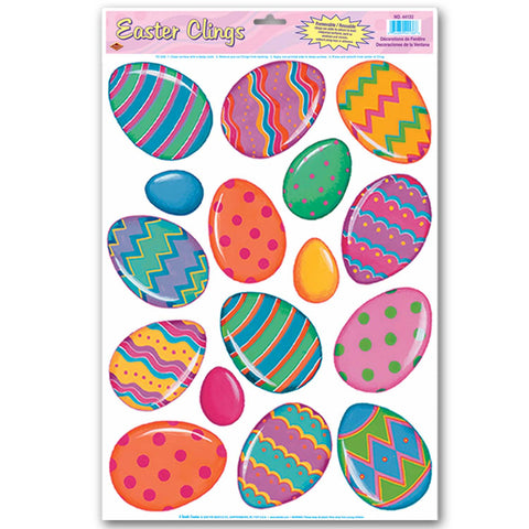 "Color Bright Egg Adherivos, Size 12"" x 17"" Sh"
