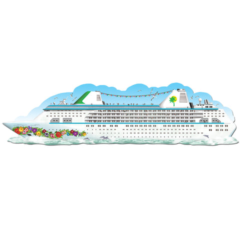 Jointed Cruise Ship, Size 6'
