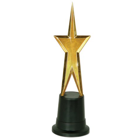 Awards Night Star Statuette, Size 9""