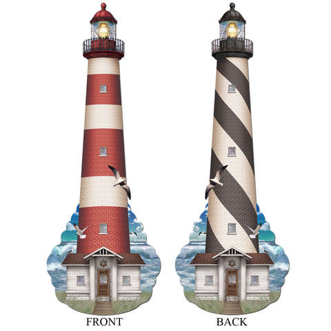 Jointed Lighthouse, Size 5'