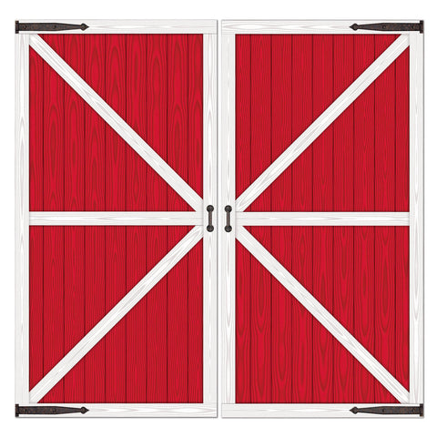 "Barn Door Props, Size 32½"" x 5' 4"""