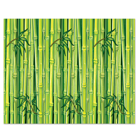 Bamboo Backdrop, Size 4' x 30'