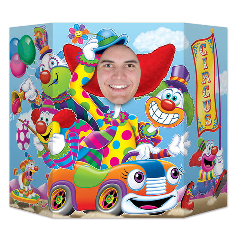 "Clown Car Photo Prop, Size 3' 1"" x 25"""
