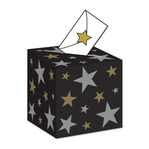 "Awards Night Ballot Box, Size 9"" x 9"""