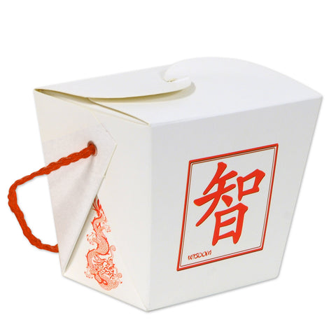 Asian Favor Box - Pint