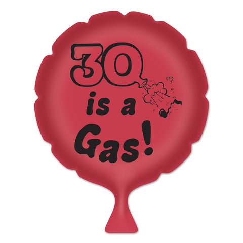 30  Is A Gas! Whoopee Cushion, Size 8""