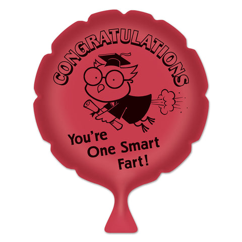 You're One Smart Fart! Whoopee Cushion, Size 8""