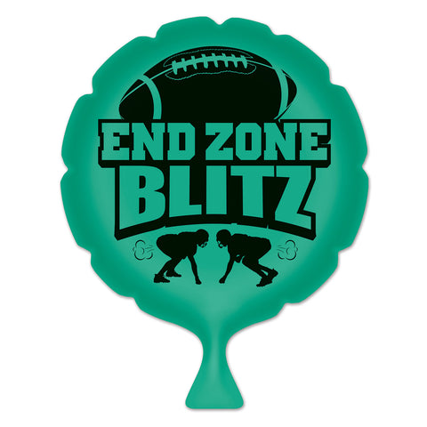End Zone Blitz Whoopee Cushion, Size 8""