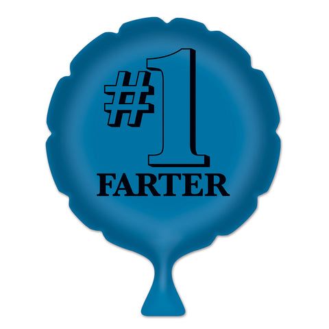#1 Farter Whoopee Cushion, Size 8""