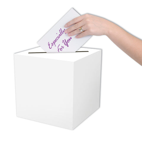 "All-Purpose Card Box, Size 9"" x 9"""