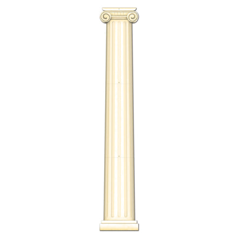 Jointed Column Pull-Down Cutout, Size 6'