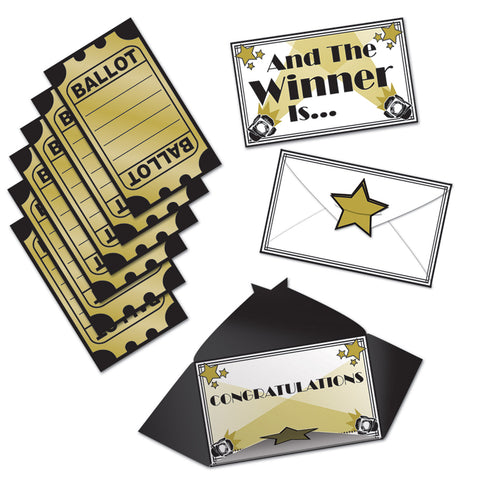 "Awards Night Ballots, Size 3"" x 5"""