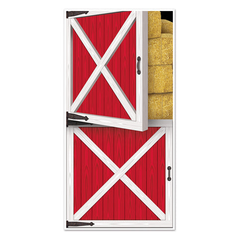 "Barn Door Cover, Size 30"" x 5'"