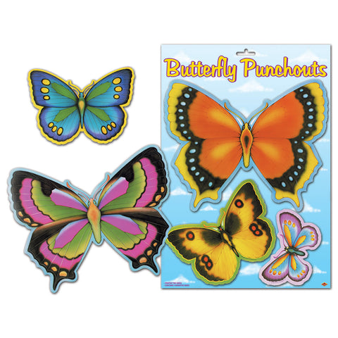 "Butterfly Recortes, Size 5½""-12"""