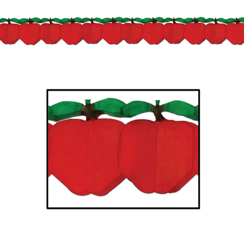 "Apple Garland, Size 7½"" x 12'"