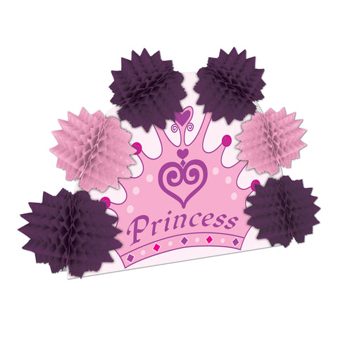 Princess Crown Pop-Over Centerpiece, Size 10""
