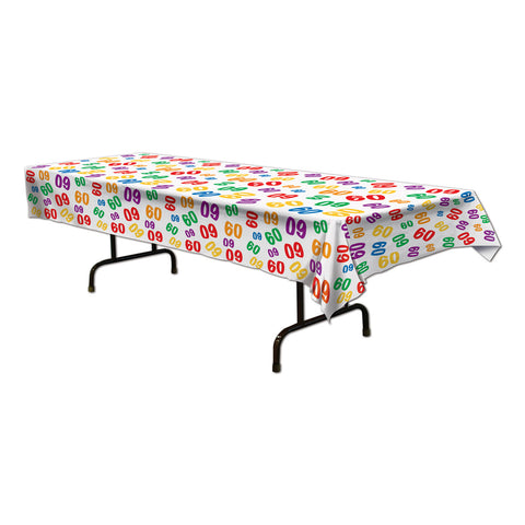 "60  Tablecover, Size 54"" x 108"""