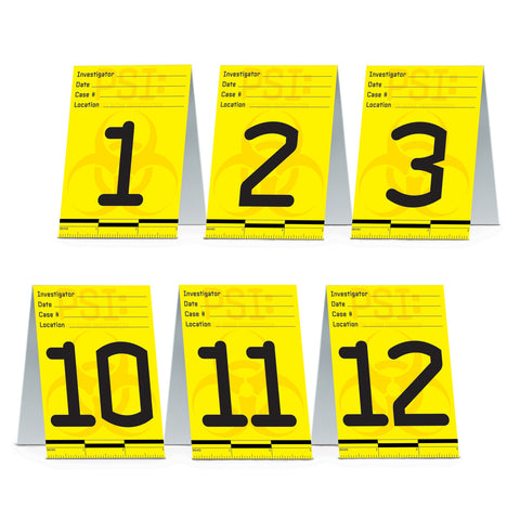 "PSI Table Cards, Size 4¼"" x 3"""