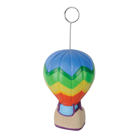 Hot Air Balloon Photo/Balloon Holder, Size 6 Oz